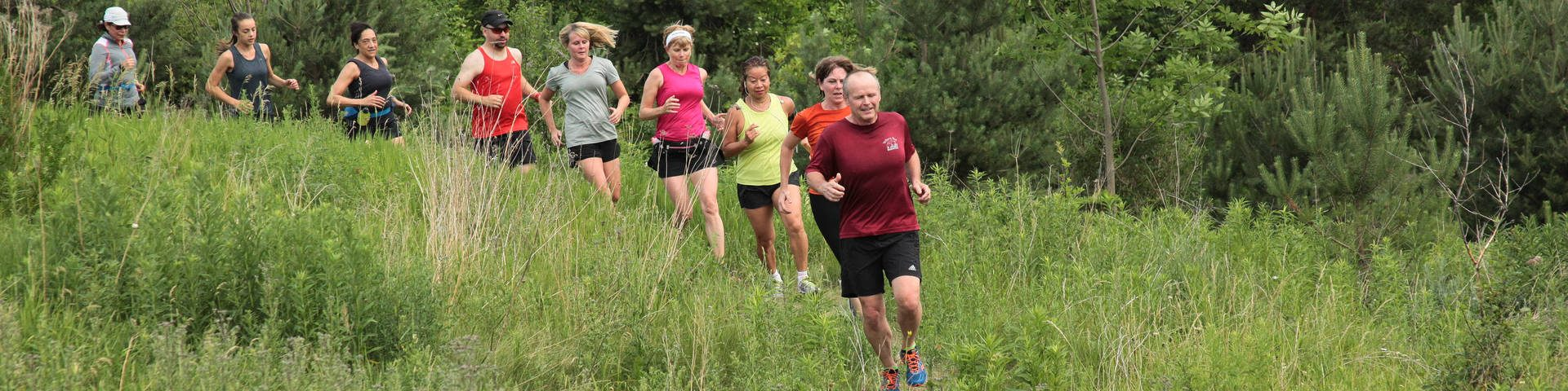 Saturday Trail Runs Meadowlily 2016